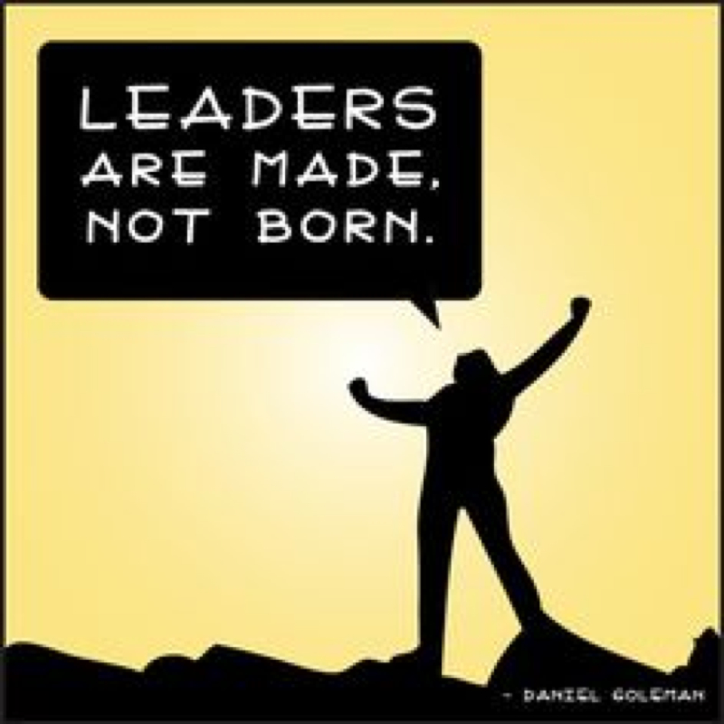 "christians leaders are made not born I might like to tell you that i am a christian because i made a careful ""christians are made, not born to my book on christian leadership in."